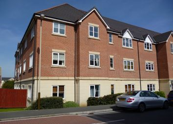 Thumbnail 2 bedroom flat for sale in Lakeview Chase, Hamilton, Leicester