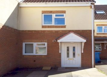 Thumbnail 3 bed town house to rent in Dam Mill Close, Codsall, Wolverhampton
