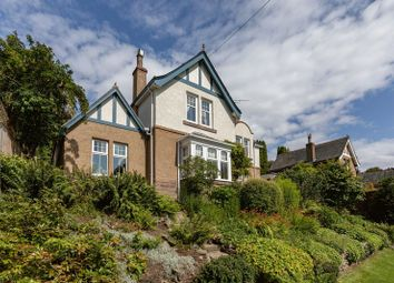 Thumbnail 3 bed detached house for sale in Hillfoot, High Road, Galashiels