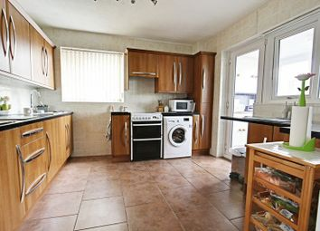 Thumbnail 4 bed semi-detached bungalow for sale in Cawood Crescent, Skirlaugh, Hull