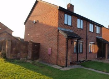 Thumbnail 3 bedroom semi-detached house to rent in Salters Way, Sawtry, Huntingdon, Cambridgeshire
