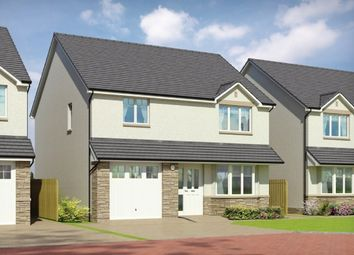 Thumbnail 4 bed detached house for sale in Plot 12 Cuillin, Silver Glen, Alva, Clackmannanshire