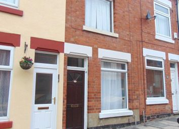 Thumbnail 2 bed property to rent in Fleetwood Road, Leicester