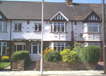 Thumbnail 3 bed terraced house to rent in Grange Road, Gravesend