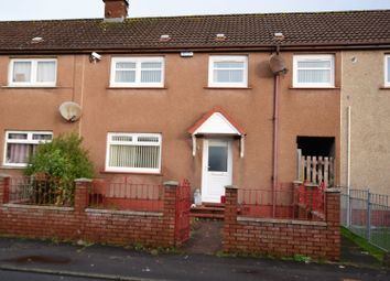 Thumbnail 3 bed terraced house for sale in St. Margarets Road, Ardrossan