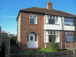 Thumbnail 3 bed semi-detached house to rent in Dierden Street, Winsford