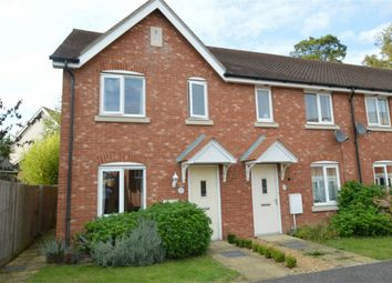 Thumbnail 3 bed end terrace house for sale in Lobelia Lane, Cringleford, Norwich