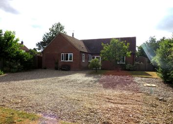 Thumbnail 3 bed detached bungalow for sale in The Street, Barney, Fakenham