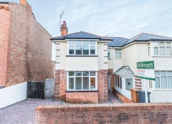 Thumbnail 3 bed semi-detached house for sale in Belmont Street, East Worcester, Worcester, Worcestershire