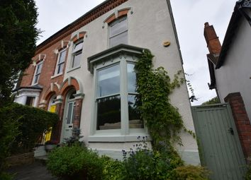 Thumbnail 4 bed semi-detached house for sale in Harborne Road, Edgbaston, Birmingham