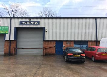 Thumbnail Light industrial to let in Unit C, Mills Hill Trading Estate, Mills Hill Road, Middleton, Manchester