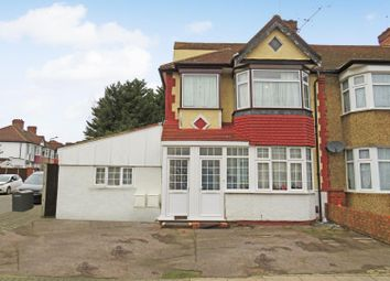 3 bed maisonette for sale in Elms Park Avenue, Wembley, Middlesex HA0