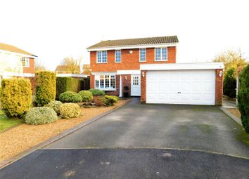 Thumbnail 4 bed detached house for sale in Oulton Way, Creswell Manor Farm, Stafford