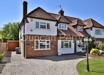 Thumbnail 4 bed semi-detached house for sale in Billy Lows Lane, Potters Bar, Herts