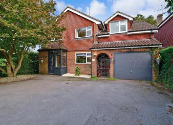 Thumbnail Detached house for sale in Pondtail Road, Horsham, West Sussex