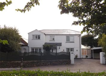 Thumbnail 4 bed detached house for sale in Penhallow, Truro