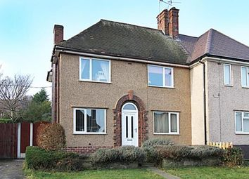 Thumbnail 2 bed semi-detached house for sale in Mound Road, Chesterfield, Derbyshire