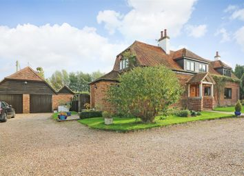 Thumbnail 3 bed detached house for sale in Marley Lane, Finglesham, Deal