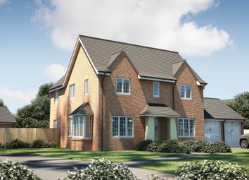 "Thumbnail 4 bedroom detached house for sale in ""The Osterley"" at Pine Ridge, Lyme Regis"