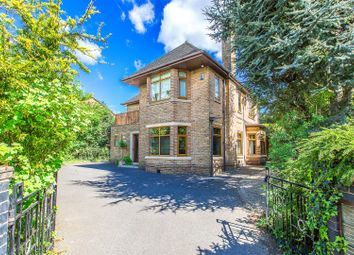 Thumbnail 5 bed detached house for sale in Rockingham Road, Kettering
