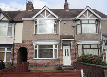 Thumbnail 2 bed terraced house for sale in Beanfield Avenue, Finham, Coventry
