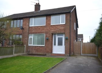 Thumbnail 3 bed semi-detached house to rent in Downham Road, Knutton, Newcastle-Under-Lyme