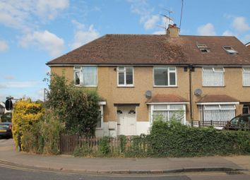 Thumbnail 1 bed flat to rent in Sutton Road, St.Albans