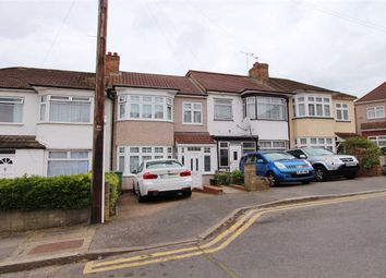 Thumbnail 3 bed terraced house to rent in St. Austell Close, Edgware