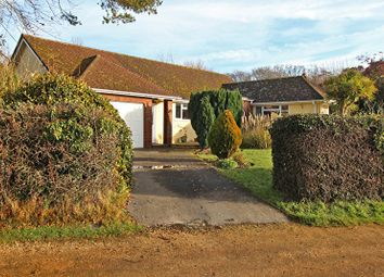 Thumbnail 2 bed detached bungalow for sale in Hollies Close, Sway, Lymington
