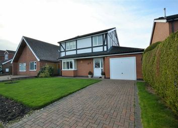 Thumbnail 3 bed property for sale in Lindsey Drive, Holton-Le-Clay, Grimsby