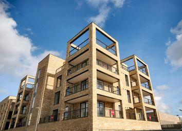 Thumbnail 2 bed flat to rent in Woodpecker Way, Trumpington, Cambridge