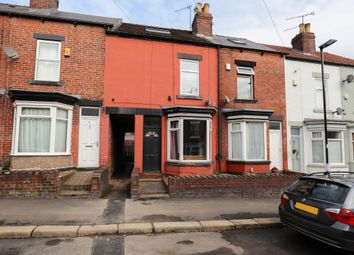 Thumbnail 2 bed terraced house for sale in Plymouth Road, Sheffield