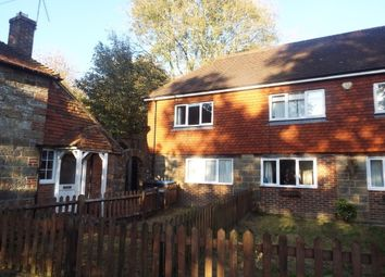 Thumbnail 2 bed end terrace house to rent in Selsfield Road, East Grinstead