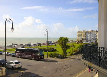 Thumbnail 3 bed flat for sale in Warrior Court Warrior Square, St. Leonards-On-Sea, East Sussex.