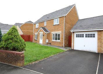 Thumbnail 5 bed detached house for sale in Heol Islwyn, Fforestfach, Swansea, Glamorgan/Morgannwg