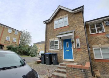 Thumbnail 2 bed end terrace house for sale in Macleod Road, London
