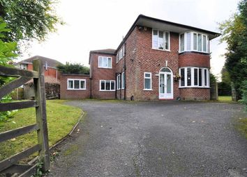 Thumbnail 4 bedroom detached house for sale in Thornhill Road, Heaton Mersey, Stockport