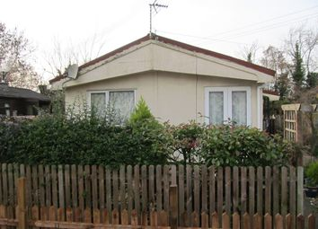 Thumbnail 2 bed mobile/park home for sale in Downsland Park, Station Road (Ref 5478), Great Moulton, Norwich, Norfolk