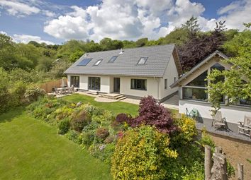 Thumbnail 5 bedroom detached house for sale in Commons Hill, Christow, Exeter