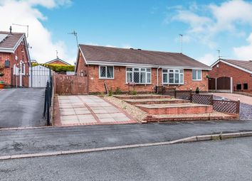 Thumbnail 2 bed bungalow to rent in Solway Grove, Meir Hay, Stoke-On-Trent