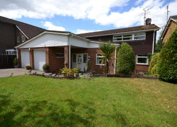 Thumbnail 4 bed detached house for sale in Kingsmill Road, Basingstoke