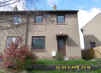 Thumbnail 2 bedroom semi-detached house to rent in Balunie Drive, Dundee