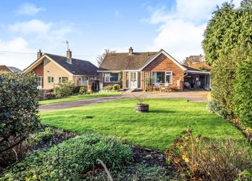 Thumbnail 3 bedroom detached bungalow for sale in St. Margarets Road, Cromer
