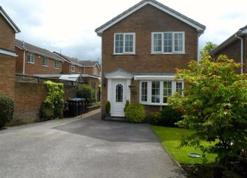 Thumbnail 3 bed detached house for sale in 46, Park Avenue, Darley Dale Matlock, Derbyshire