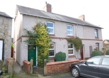 Thumbnail 2 bed semi-detached house to rent in Hillock Lane, Gresford, Wrexham