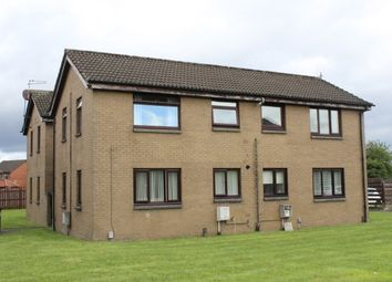 Thumbnail 1 bed flat to rent in Tarras Drive, Renfrew