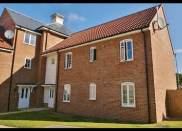 Thumbnail 2 bed flat for sale in Hornbeam Road, North Walsham