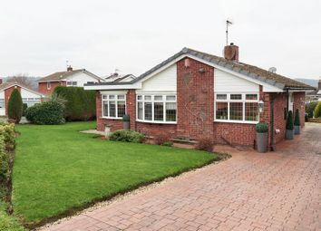 Thumbnail 3 bed detached bungalow for sale in Medway Drive, Biddulph, Staffordshire
