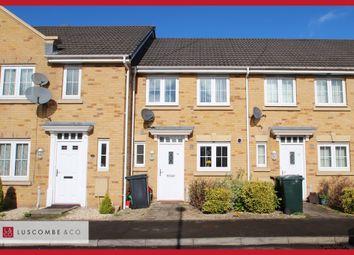 Thumbnail 2 bed terraced house to rent in Schooner Avenue, Newport