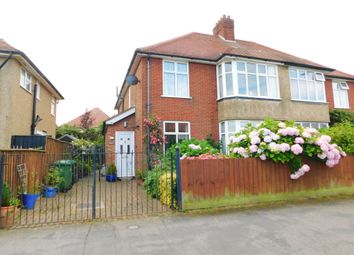 Thumbnail 4 bed semi-detached house for sale in Crescent Road, Felixstowe